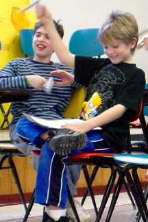 16-Children in Classroom