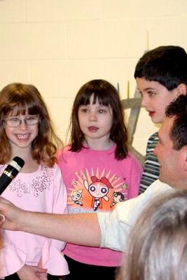 26-Children Acting in Play 3