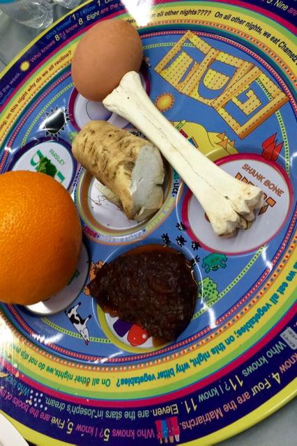 Seder Plate (1)